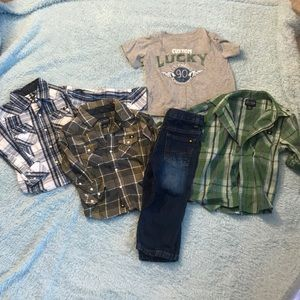 Bundle Lucky Brand 2T Clothes